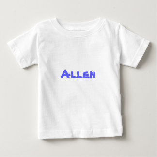 アレン ベビーTシャツ