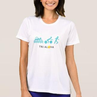アロハスポーツTekの競争相手のTシャツと三 Tシャツ