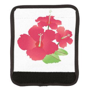 アロハハワイの花 ラゲッジ ハンドルラップ