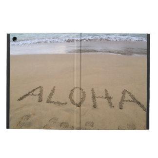 アロハビーチで iPad AIRケース