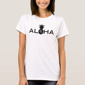 アロハロゴ Tシャツ