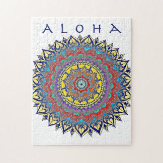 アロハ曼荼羅のパズル ジグソーパズル