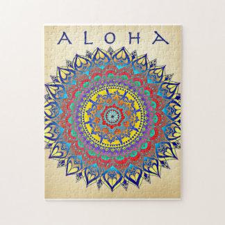 アロハ曼荼羅[インスパイアヴィンテージ]パズル ジグソーパズル