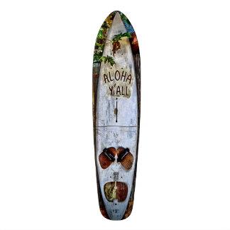 アロハ熱帯スケートボード スケートボード