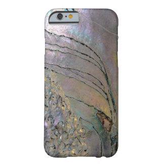 アワビの海の貝パターン BARELY THERE iPhone 6 ケース