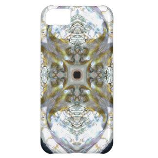 アワビの貝の十字2013年1月 iPhone5Cケース