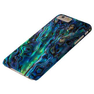 アワビの貝パターン BARELY THERE iPhone 6 PLUS ケース