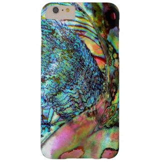 アワビの貝 のiPhone 6/6sのやっとそこに場合 スキニー iPhone 6 Plus ケース