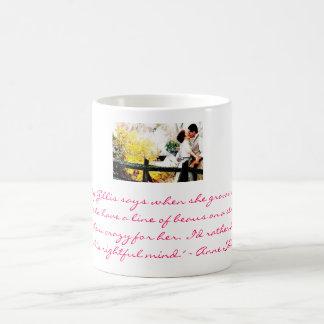 アンおよびGilbert コーヒーマグカップ