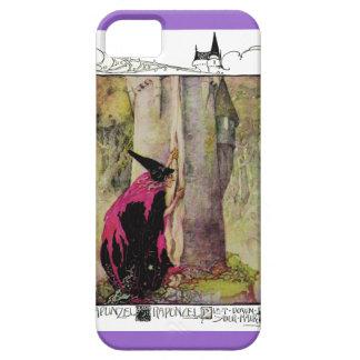 アンアンダーソン著Rapunzel iPhone SE/5/5s ケース