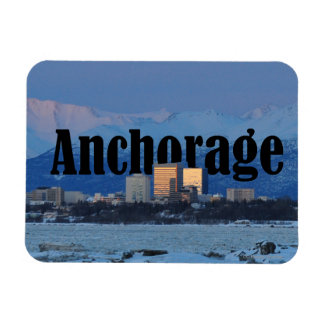 アンカレッジアラスカの磁石 マグネット