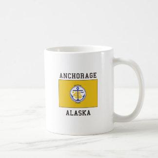 アンカレッジアラスカ コーヒーマグカップ