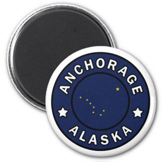 アンカレッジアラスカ マグネット