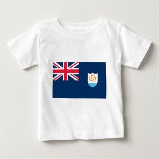 アングィラの旗 ベビーTシャツ