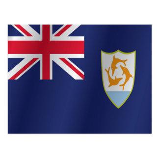アングィラの旗 ポストカード