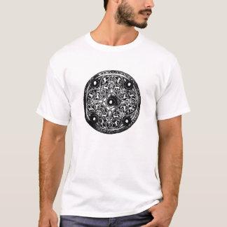 アングロサクソンのブローチ Tシャツ