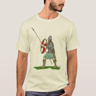 アングロサクソンの戦士 Tシャツ