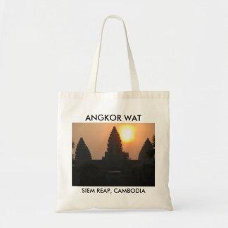 アンコール・ワットの寺院シェムリアップカンボジアアジア トートバッグ