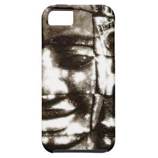 アンコール・ワットの微笑の顔のiPhone 5 C-M Tough™の場合 iPhone SE/5/5s ケース
