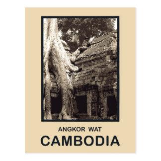 アンコール・ワットカンボジア ポストカード