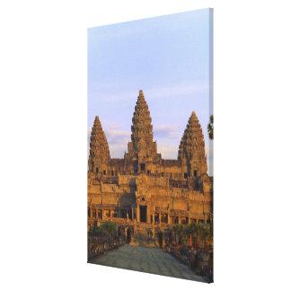アンコール・ワット、カンボジア キャンバスプリント