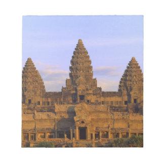 アンコール・ワット、カンボジア ノートパッド