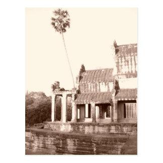 アンコール・ワット、カンボジア ポストカード