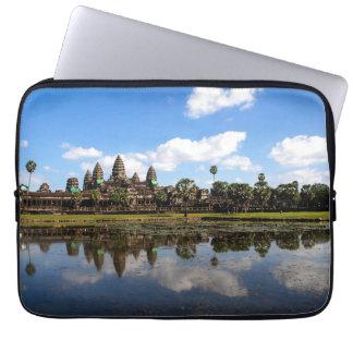 アンコール・ワット、カンボジア ラップトップスリーブ
