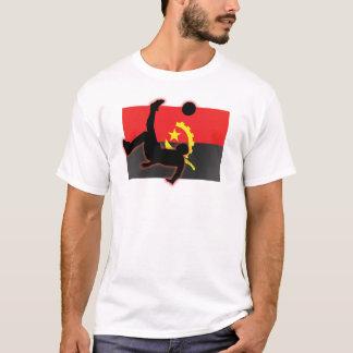 アンゴラのバイシクルキック Tシャツ