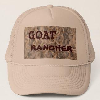 アンゴラのヤギの牧場主の帽子 キャップ