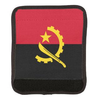 アンゴラのラゲージハンドルラップの旗 ラゲージ ハンドルカバー