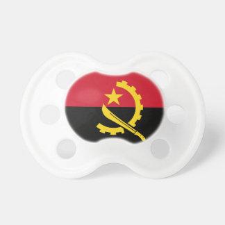 アンゴラの旗 おしゃぶり