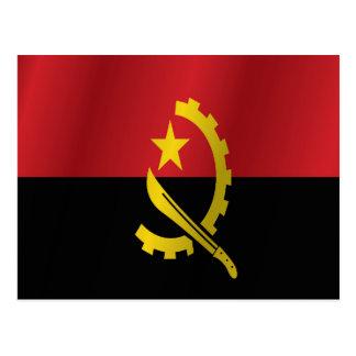 アンゴラの旗 ポストカード
