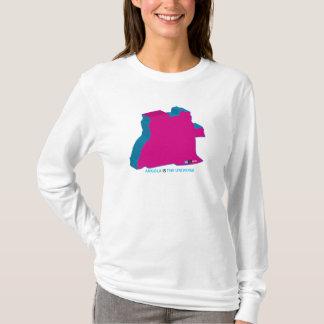 アンゴラは宇宙です Tシャツ