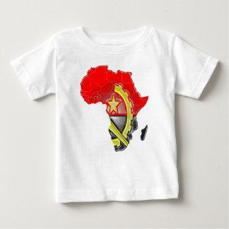 アンゴラ ベビーTシャツ