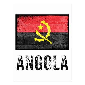 アンゴラ ポストカード
