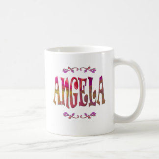 アンジェラのマグ コーヒーマグカップ