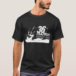 アンジェラの船デザイン Tシャツ