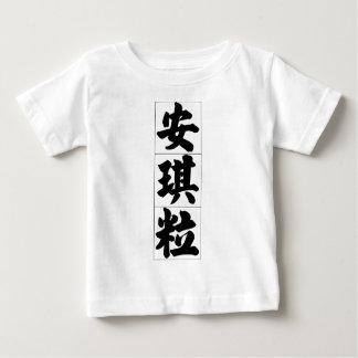 アンジェラ20018_4.pdfの中国のな名前 ベビーTシャツ