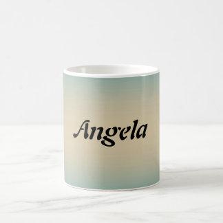 アンジェラ コーヒーマグカップ