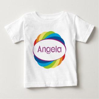 アンジェラ ベビーTシャツ