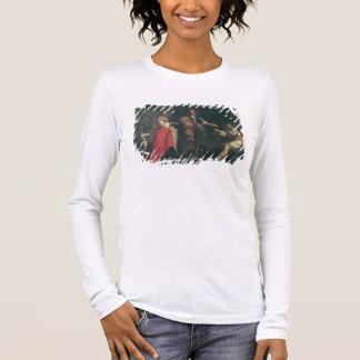 アンゼリカおよび係留、Medoro 1634年(キャンバスの油 Tシャツ