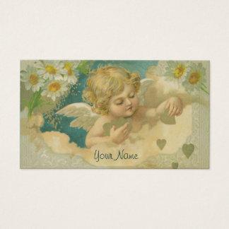 アンゼリカのエレガントな天使の名刺 名刺