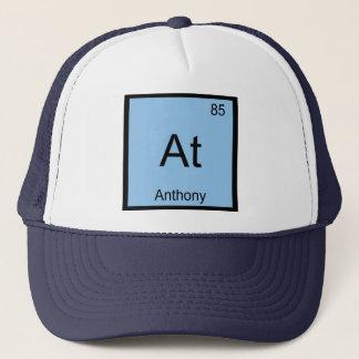 アンソニー一流化学要素の周期表 キャップ