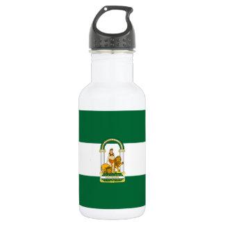 アンダルシア(スペイン)の旗 ウォーターボトル