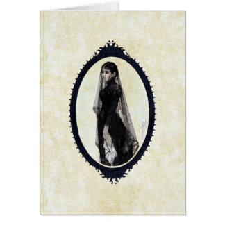 アンダースZornの寡婦カード カード