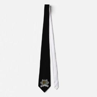 アンダーソンのタータンチェックの盾 オリジナルネクタイ