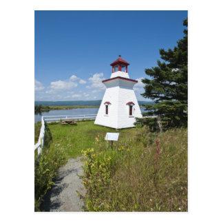 アンダーソンは川岸アルバートの灯台を神聖化します、 ポストカード