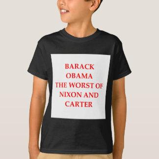 アンチオバマの冗談 Tシャツ