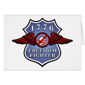 アンチオバマの自由の戦闘機 カード